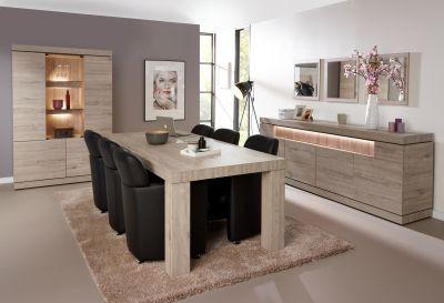 Eetkamer e21et meubelen joremeubelen jore for Houten meubels woonkamer