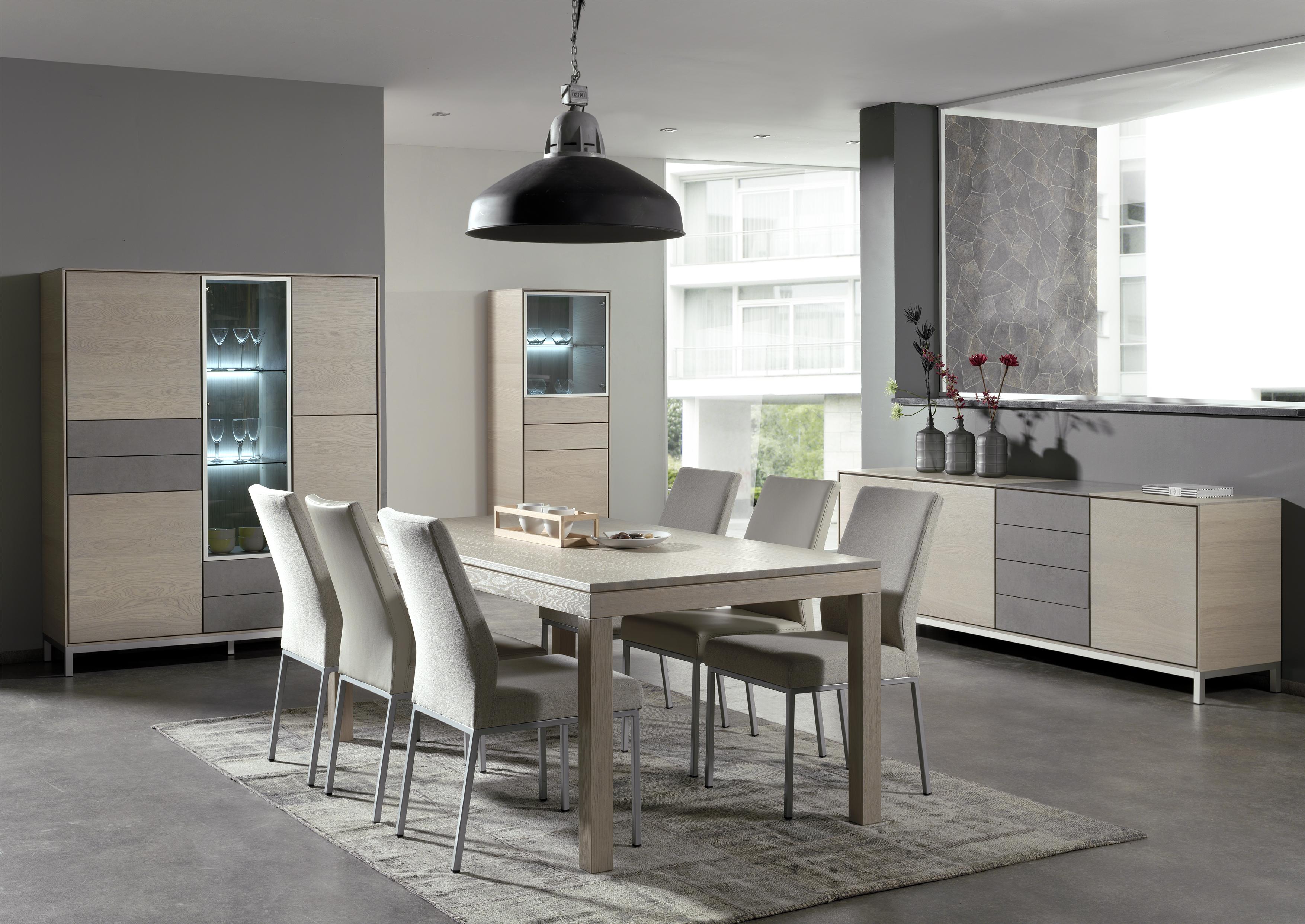 Eetkamer t08mo meubelen joremeubelen jore - Moderne eetkamer ...