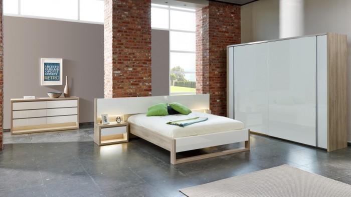 Chambre coucher m23ku meubelen joremeubelen jore for Destockage chambre a coucher