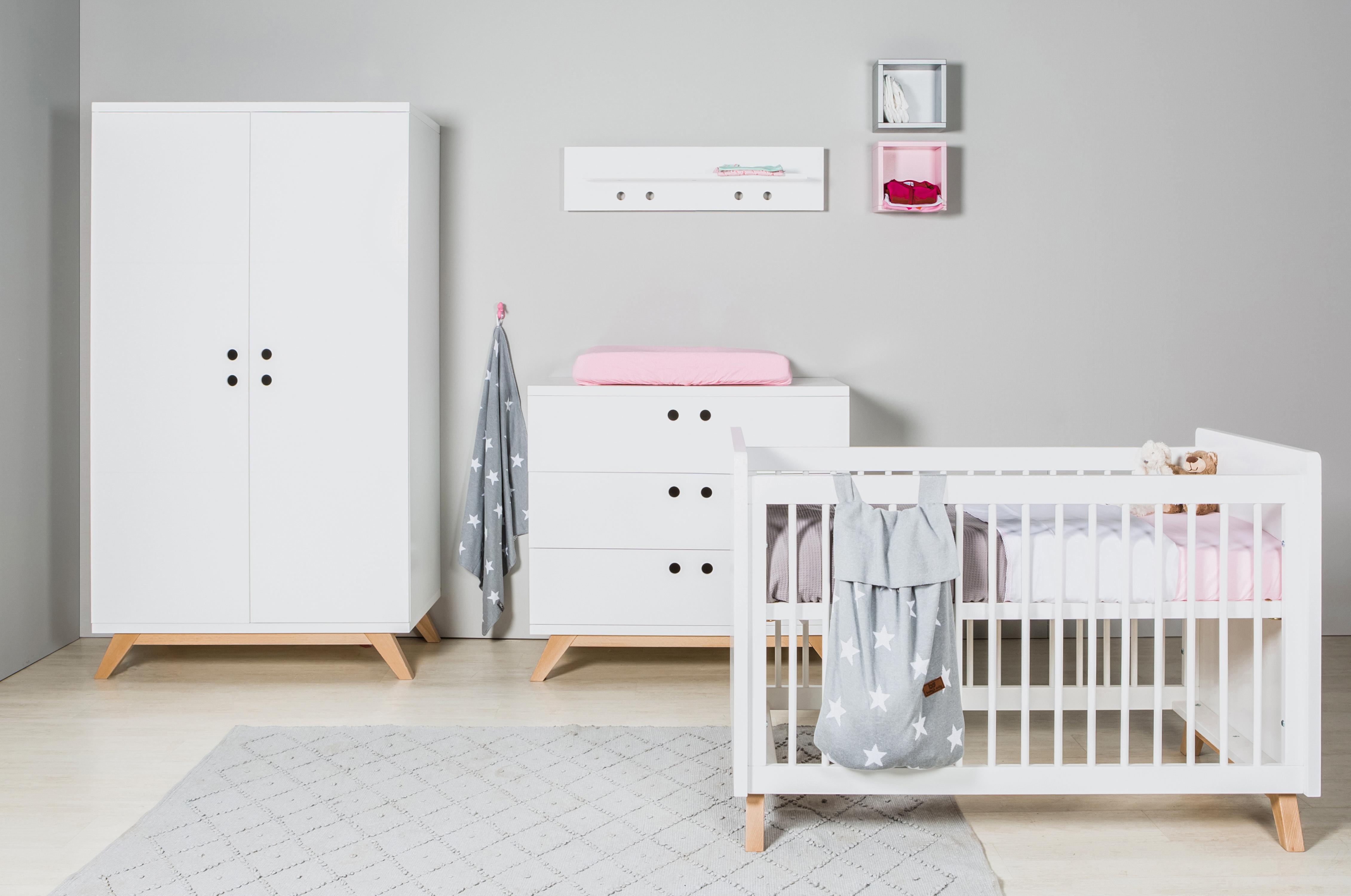 Chambre b b trendy b22ly1 meubelen joremeubelen jore - Destockage chambre bebe ...