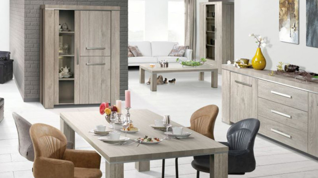 Eetkamer landelijk stunning olav home eetkamer stoelen landelijke