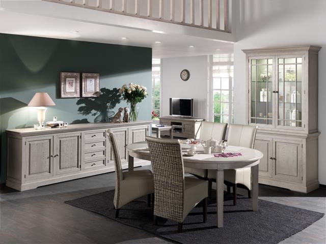 klassieke eetkamer b19go meubelen joremeubelen jore. Black Bedroom Furniture Sets. Home Design Ideas